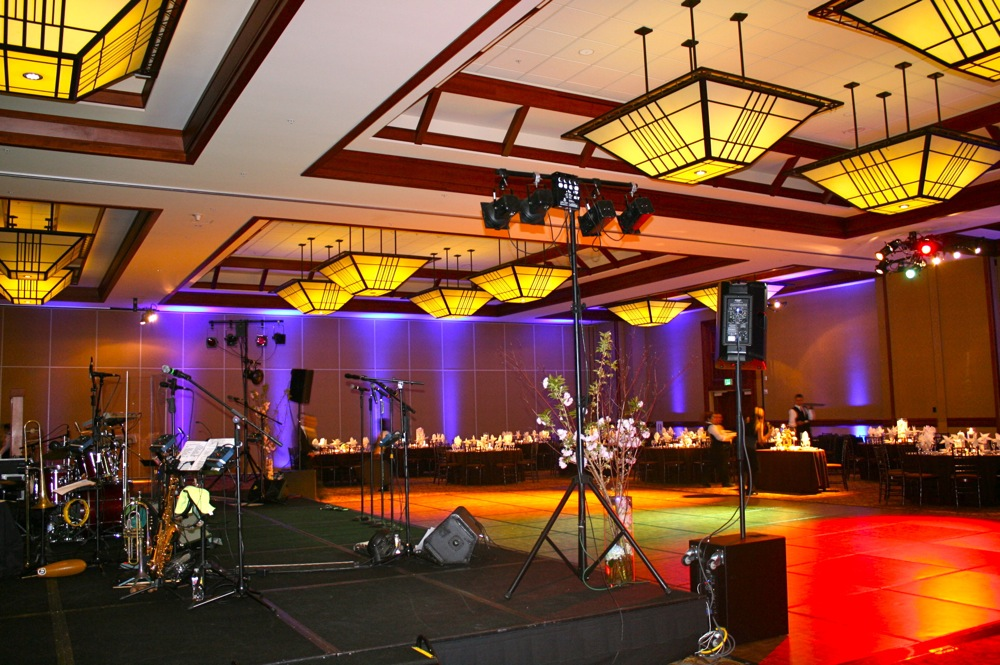 Event Audio System Rental For Weddings And Parties Featuring Entertainment Speaker Systems